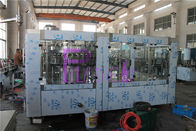 40 Heads Soft Drink Filling Machine , Monoblock Filling Machine