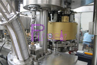Automatic Canned Filling And Capping Machine Beverage Juice Filling Line