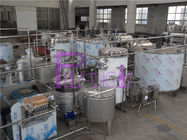 Powder Concentrate Juice Processing Machine Electric Driven For Sterilizing Juice