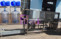 Monoblock 5 Gallon Water Filling Machine , Barrel Water Production Line