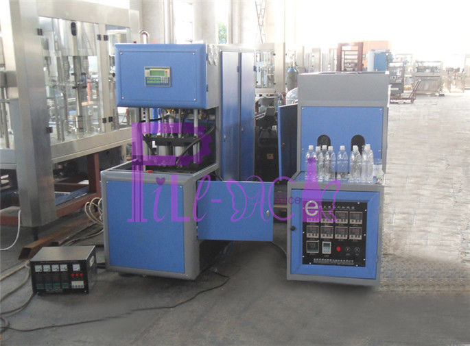 Juice Processing Equipment Bottle Blowing Machine For Round Plastic Bottle