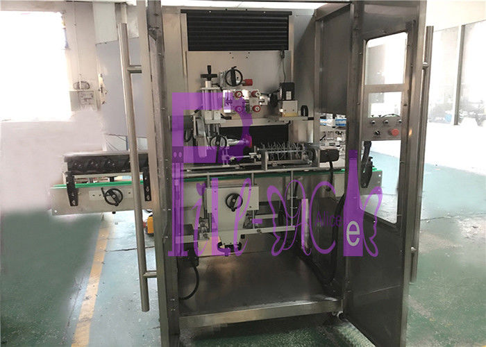 PVC PET OPS Carbonated Bottle Labeling Machine with 1 Year Warranty